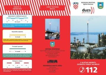 DUZS letak - Općina Kostrena