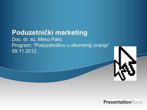 Poduzetnicki marketing