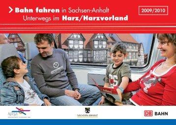 Bahn fahren in Sachsen-Anhalt Unterwegs im Harz ... - Nasa