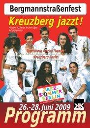 Kreuzberg jazzt! - Kiez und Kultur eV