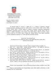 Javni natječaj za prodaju suvlasničkog dijela ... - Općina Sveti Đurđ