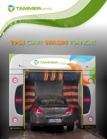 The Car Wash Range (GB) - Tammermatic