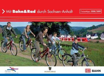 Mit Bahn&Rad durch Sachsen-Anhalt - Nasa