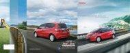 Honda Jazz Brochure - Honda Cars India