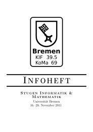 Infoheft - Koma