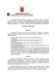Z A K L J U Č A K - Bjelovarsko-bilogorska županija