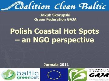 Polish coast – in short - Baltic Green Belt
