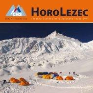 Ročenka ČHS 2011.pdf - Český horolezecký svaz