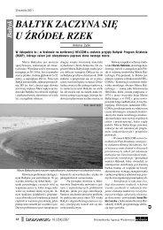 nr 18/2007 - Baltic Green Belt