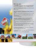 saverne-i gyáregységének specialitása - Kuhn do Brasil ... - Page 2