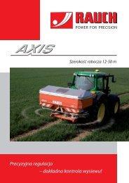 AXIS - Maszyny rolnicze KUHN