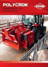 POLYCROK - Kuhn Maschinen Vertrieb GmbH