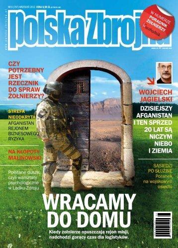 wojciech jagielSKi - Polska Zbrojna