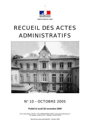 raa_octobre_2005 - AUDE
