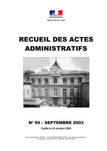 Raa_septembre_2003 - AUDE