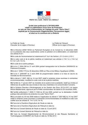 Arrêté inter-préfectoral n°20130430004 - 0,80 Mb - 06/05/2013