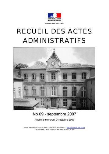 raa_septembre_2007 - AUDE