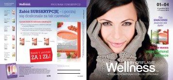 Wellness - Oriflame