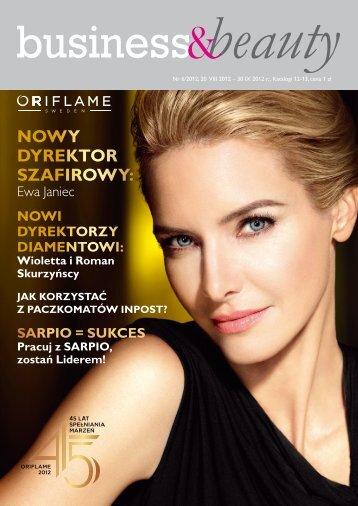 Nr 6/2012, Katalogi 12-13 - Oriflame
