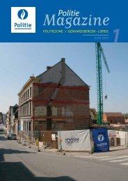 Politiemagazine Juni 2009 - Lokale Politie