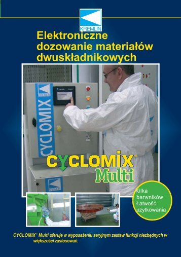 4P Cyclomix Multi-PLdef FOLDER..pdf - Rexton