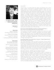 clarence eng, aicp design/planning principal - Renaissance ...
