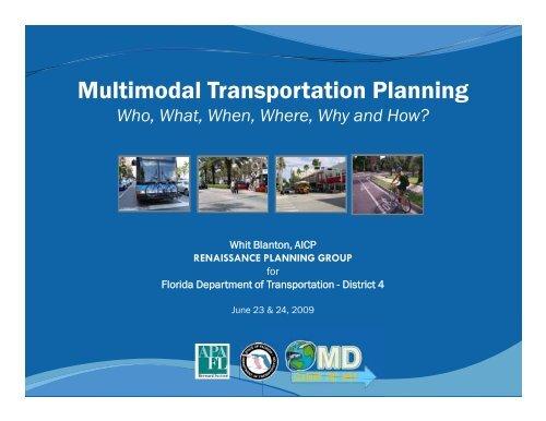 Multimodal - Renaissance Planning Group