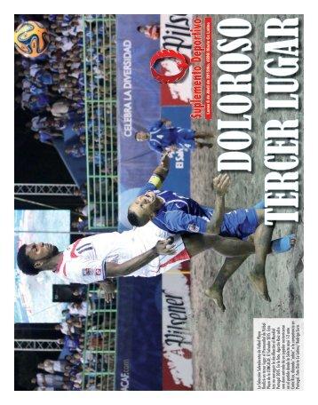 Suplemento Deportivo 6 de Abril de 2015