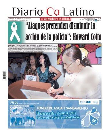 Edición 06 de Abril de 2015