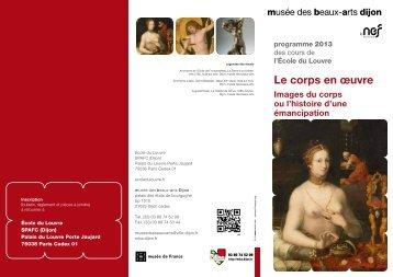 Télécharger le formulaire d'inscription - Musée des beaux-arts de ...