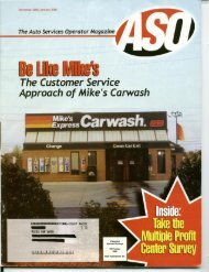 Bu LL LL- Wu LL-5 - Mike's Carwash