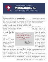 Therminol® 66 case study