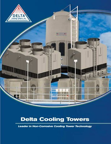 Delta Cooling Towers - Chemical Processing