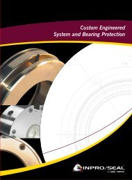 Custom Engineered System and Bearing Protection - Chemical ...