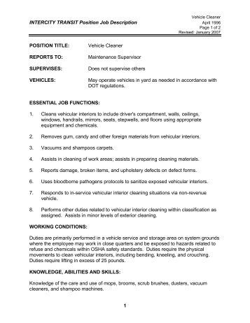 Job description questionnaire for non management positions for Position description questionnaire template
