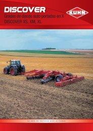 Discover XS, XM, XL - Kuhn do Brasil Implementos Agricolas