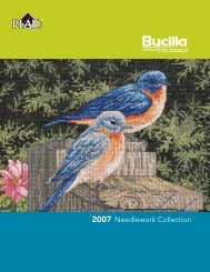 2007 Needlework Collection