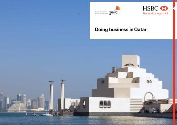 HSBC Doing business in Qatar