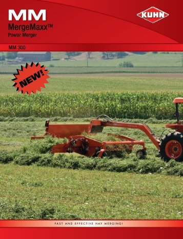 Merge Maxx 300 Power Merger - Kuhn North America Inc.