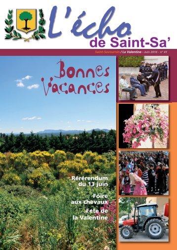 l'e chojuin2010_Mise en page 1 - Saint-Savournin