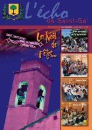l'e choJanvier2011_Mise en page 1 - Saint-Savournin