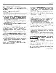 Janumet Prescribing Information - Glucagon.com
