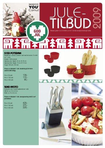 JULETILBUD_2009 HK.indd - No-limit