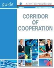 CORRIDOR OF COOPERATION - alliance international media