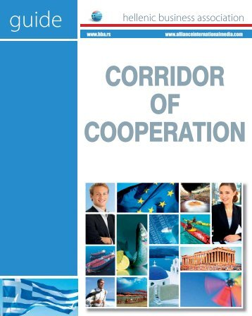 CORRIDOR OF COOPERATION - alliance international media