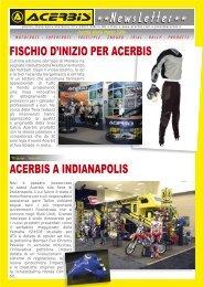 Acerbis Newsletter 3_04 it.indd