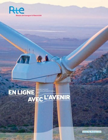 télécharger le Rapport d'activité et de ... - RTE RA 2012