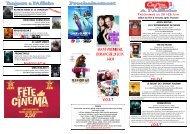 Programme 20 - 26 Juin - Ville de Chantilly