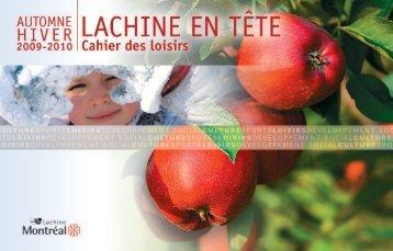 Activités à Lachine - Commission scolaire Marguerite-Bourgeoys