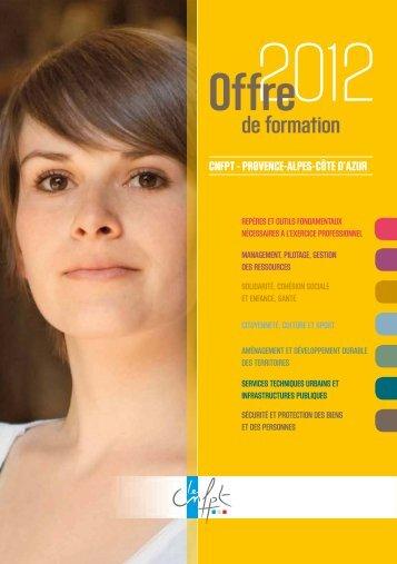 Catalogue formations 2012 - Réseau des musées de méditerranée